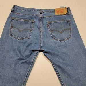 Levis 501 Jeans 36x34